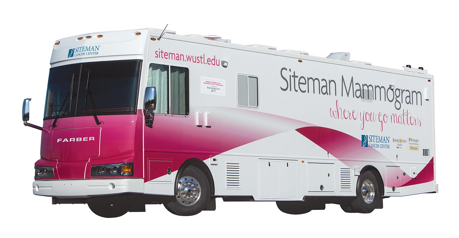 siteman_mammogram_van