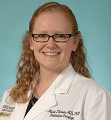 Maria A. Thomas, MD, PhD