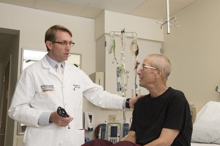 John Welch, MD, PhD