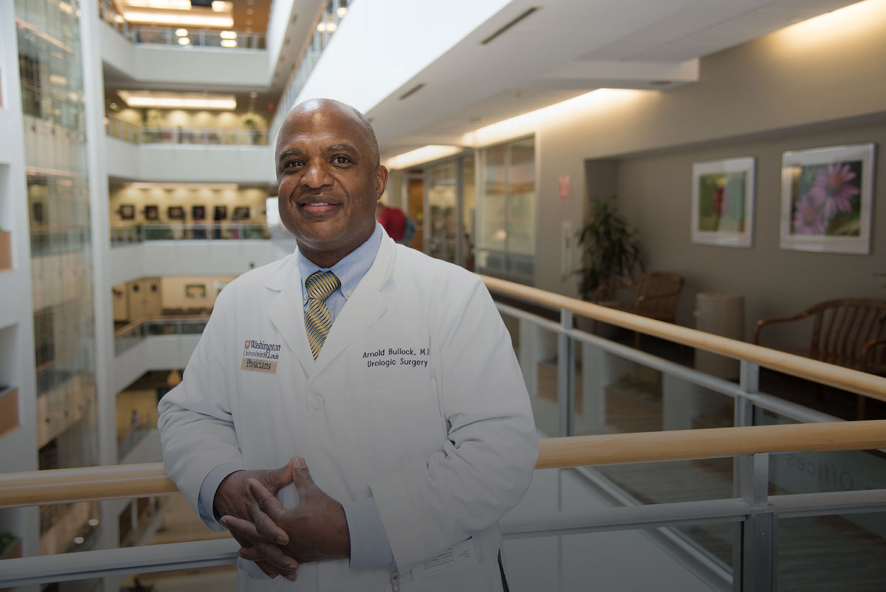 Dr. Arnold Bullock