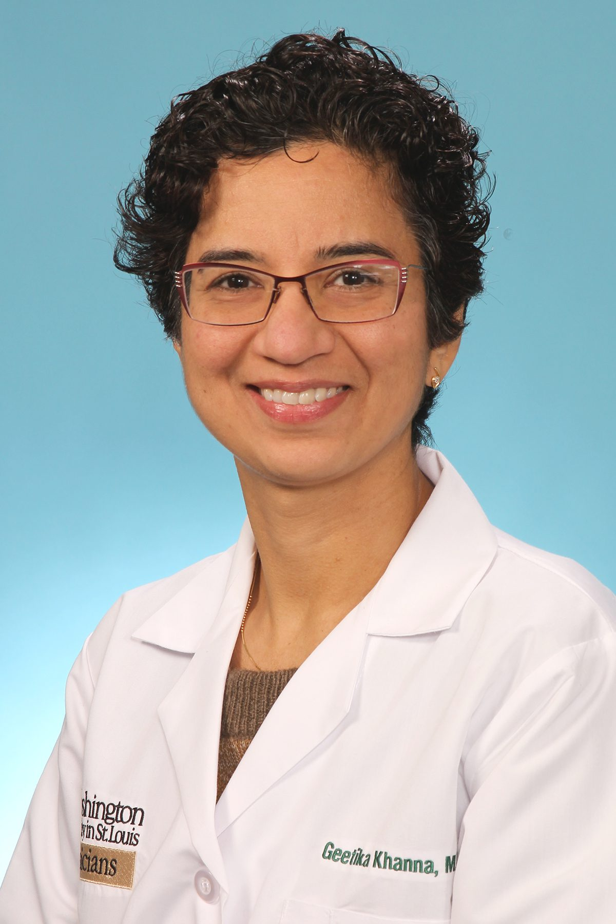 Geetika Khanna, MD