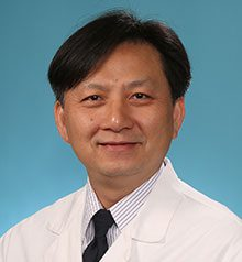 James Hsieh, MD, PhD