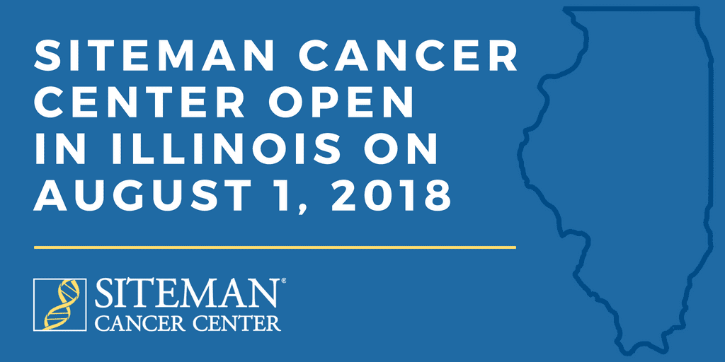 Siteman Cancer Center Open In Illinois On August 1, 2018 5