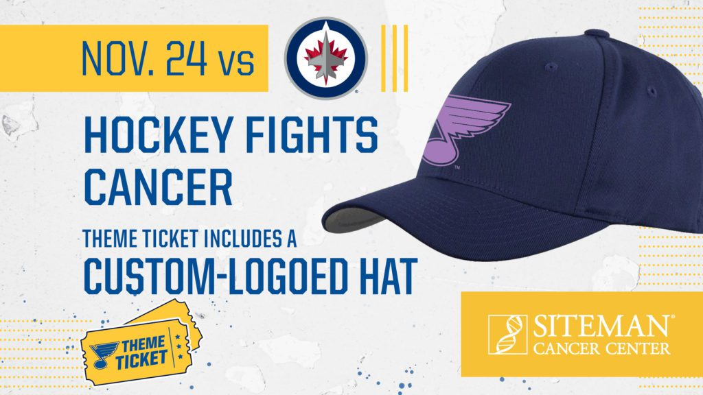 Hockey Fights Cancer 2018