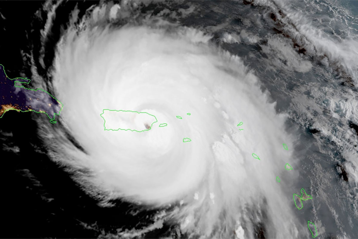 Cancer treatment lessons from Hurricane Maria - Siteman