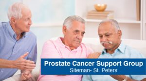 St Peters Prostate Cancer Support Group Fb Event Cover Image