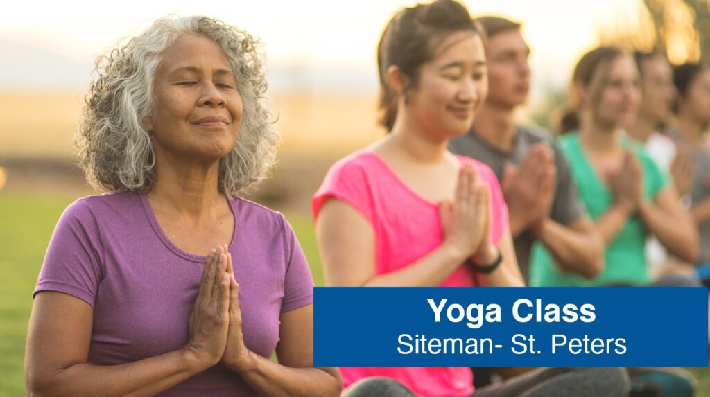 Yoga Stpeters