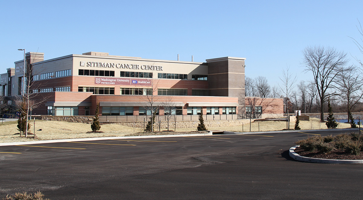Siteman At Memorial East